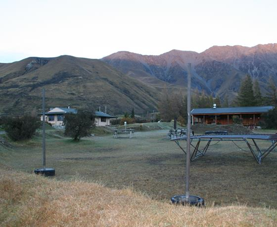 Glenntanner Camping Mount Cook