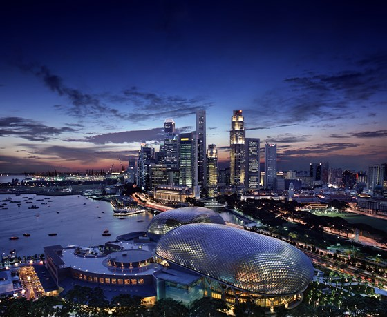 Stad Singapore | TravelWorld