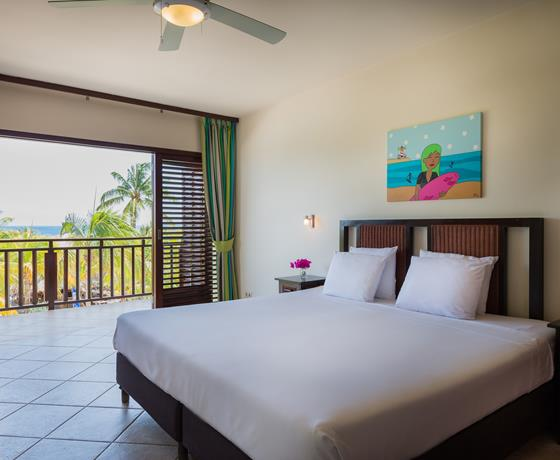 lions dive and beach resort kamers