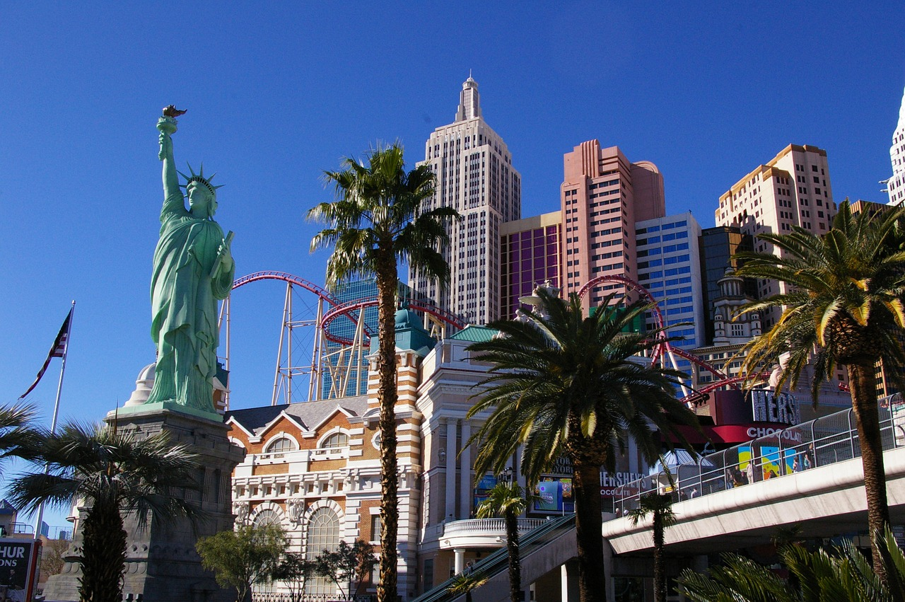 Vegas aansluiting